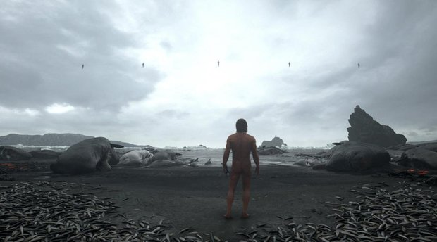 Death Stranding: Kojimas Team hat die Story erst nicht verstanden