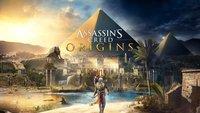 Assassin's Creed Origins: Gameplay und Cinematic Trailer im ägyptischen Setting