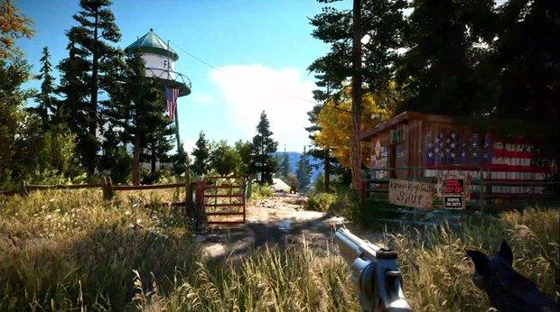 Far Cry 5: Erstes Gameplay zum atmosphärischen Ubisoft-Titel