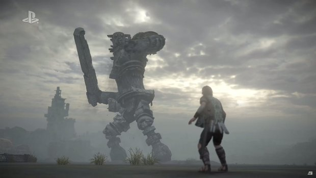 Shadow of the Colossus: Schöner denn je auf der PlayStation 4