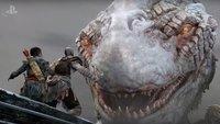 God of War: Kratos und Sohn im mächtigen Trailer
