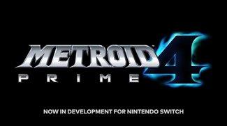 Metroid Prime 4: Ankündigung für die Switch + Metroid 2-Remake für 3DS