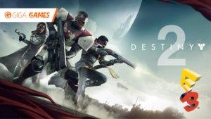 Destiny 2 - Unser erster Eindruck von der E3 2017