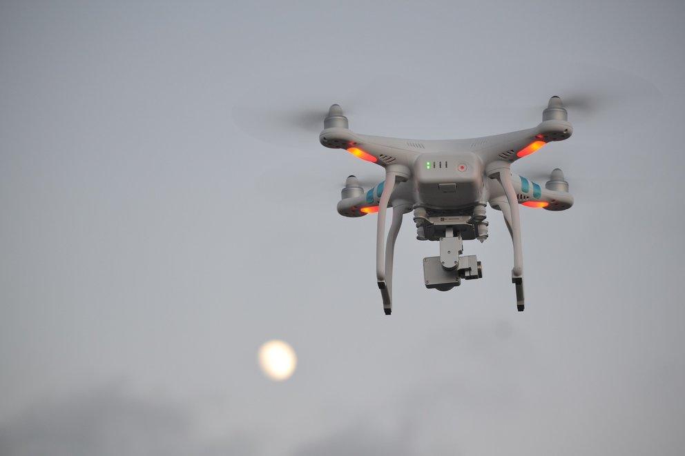 Angriff auf Google Maps: Warum Apple jetzt Drohnen fliegen lässt