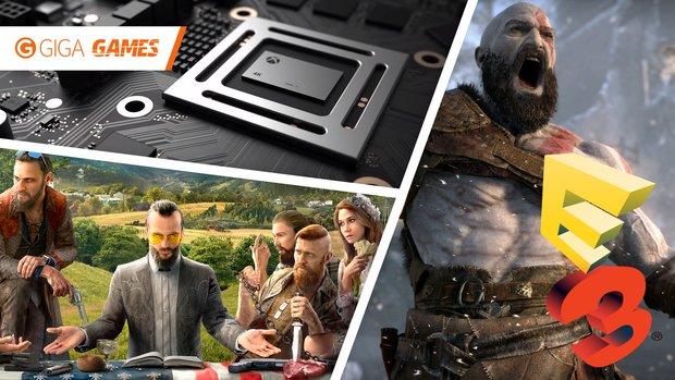 E3 2017: Diese Top-Titel sind offiziell für die Messe bestätigt