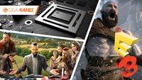 Die Top-Spiele der E3 2017 in der Übersicht