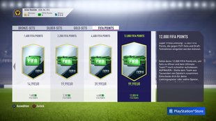 Fifa 18 Packs Preise