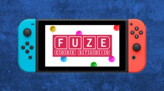 FUZE Code Studio: Entwickle deine eigenen Switch-Games