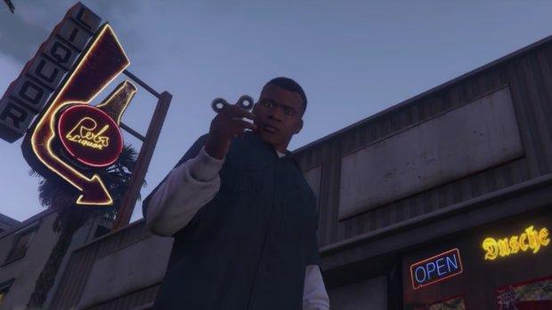 GTA 5: Alle haben Angst vor dem Fidget Spinner
