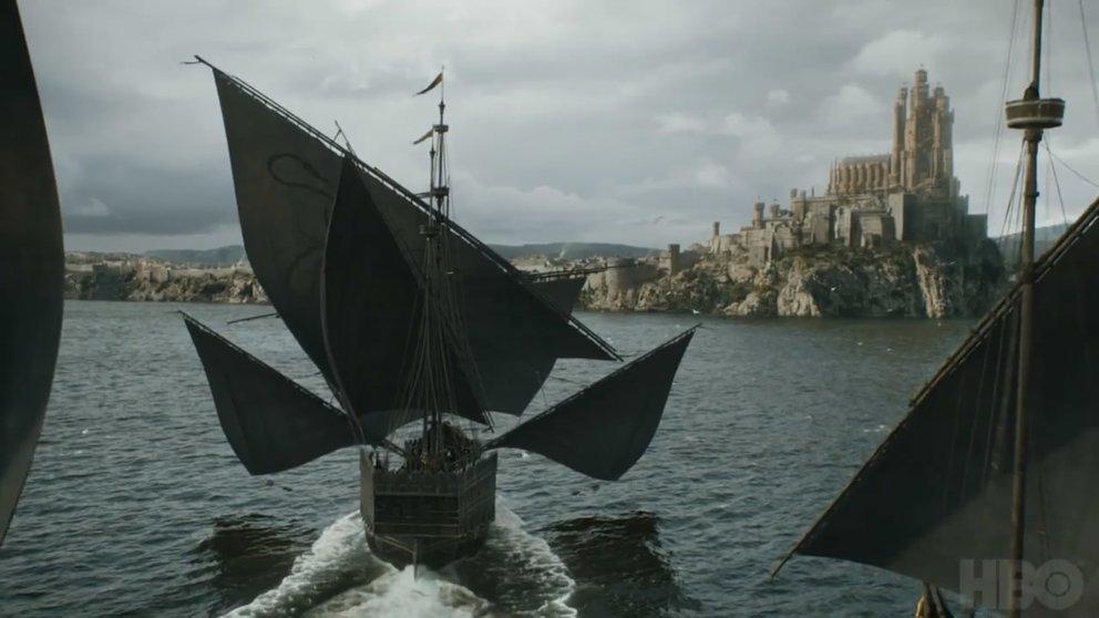 Game of Thrones Season 7- #WinterIsHere Trailer #2 03