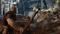 God of War: Darum hat Kratos eine Axt statt Klingen + erstmals optionale Bosskämpfe