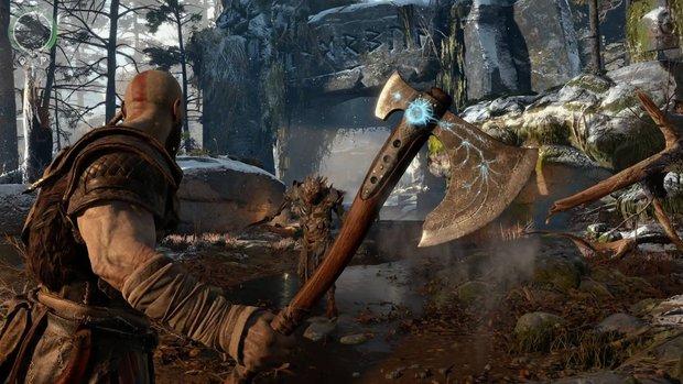 God of War: Darum hat Kratos im neuen Teil eine Axt statt Klingen