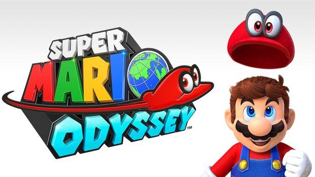 Super Mario Odyssey: So sieht es aus, wenn du im Koop spielst