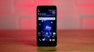 HTC U11 im Detail: Einfach zum Drücken!