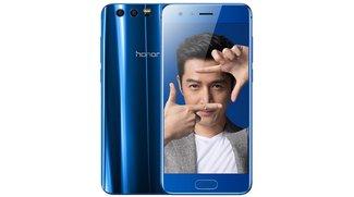 Honor 9 feiert Deutschlandpremiere: Preis und Verfügbarkeit des günstigeren Huawei P10 enthüllt