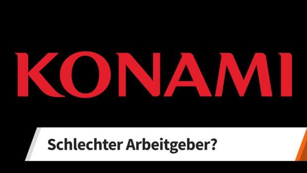 Konami: So geht der Entwickler mit Ex-Mitarbeitern um