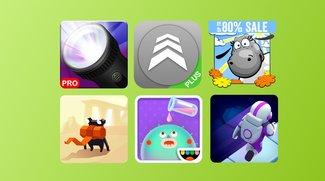 Kostenlose und reduzierte Apps und Spiele für Android zum Pfingstwochenende