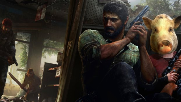 The Last of Us 2: Saugeile Motion-Capture-Aufnahmen in der Mache