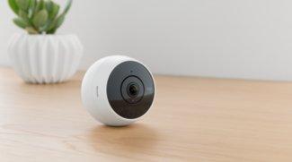 Logitech Circle 2: Erweiterbare Überwachungskamera mit Riesenakku