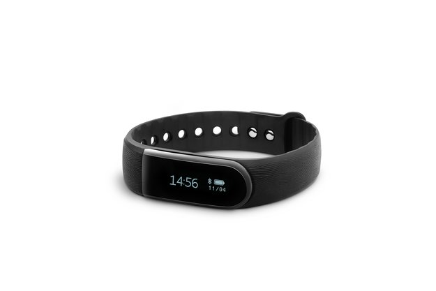 Medion Life S2000: Fitnessarmband mit Herzfrequenzmesser für unter 50 Euro