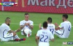 Diese Fußballer feiern ihr...
