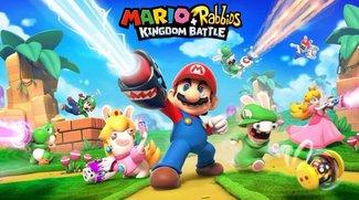 Ubisoft und Nintendo stellen gemeinsam Mario + Rabbids: Kingdom Battle vor