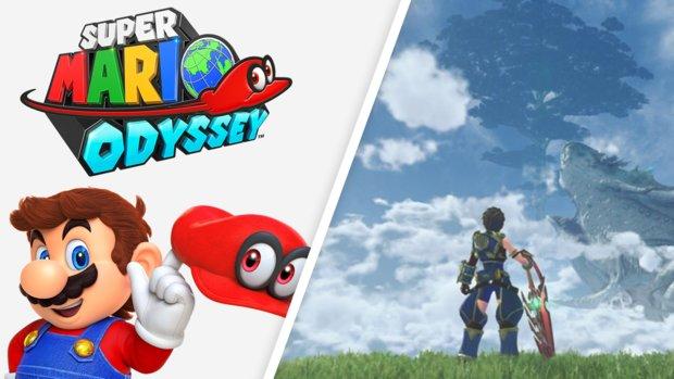 Nintendo Switch: Release-Termine für Super Mario Odyssey und Xenoblade Chronicles 2 geleakt