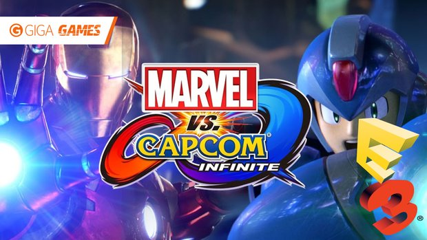 Marvel vs. Capcom - Infinite: Unser erster Eindruck von der E3 2017
