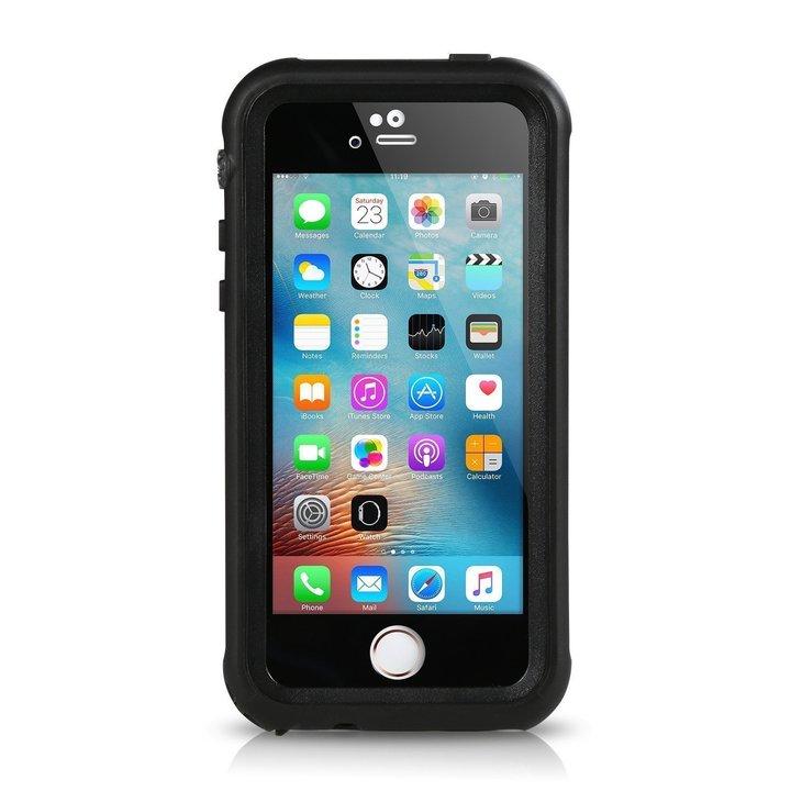 Mit diesem wasserdichten Case, geht euer iPhone SE nicht gleich kaputt, wenn es ins Wasser fällt. Bildquelle: Merrit-DE