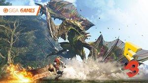 Monster Hunter - Unser erster Eindruck von der E3 2017