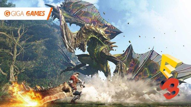 Monster Hunter: Unser erster Eindruck von dem Action-Adventure