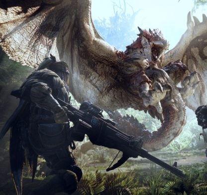 Monster Hunter – World: Neuer Rollenspiel-Titel erscheint für PS4, Xbox One und PC
