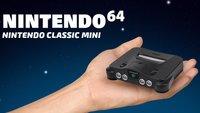 Nintendo Classic: Soll das N64 als nächstes kommen?