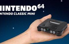 SNES Mini: Soll die N64 als...