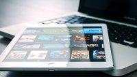 Netflix führt Download-Beschränkung ein