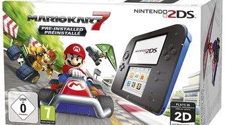 Nintendo 2DS mit Mario Kart 7 für nur 75 €