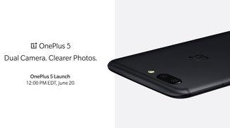OnePlus 5: Bessere Audioaufnahmen, Benchmark und Preise für Indien