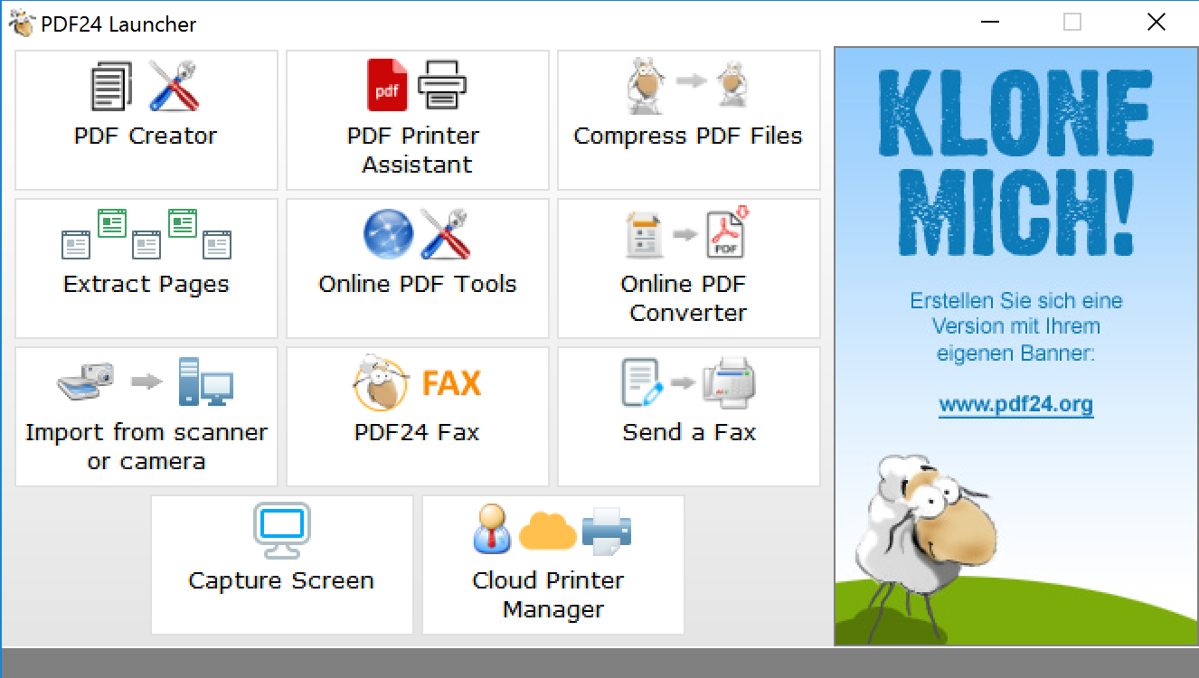 pdf24 kostenlos