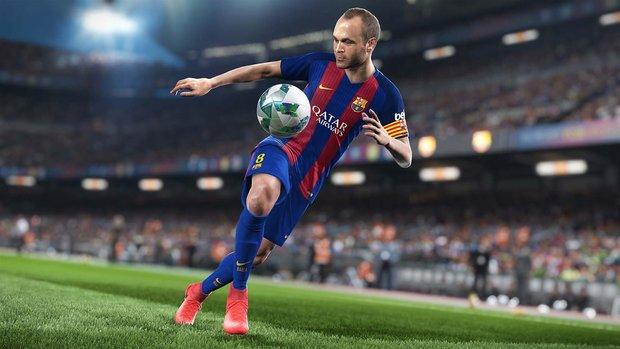 PES 2018: Start der Open Beta bekannt