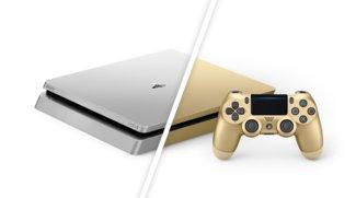 PlayStation: Gold- und Silber-Edition bestätigt