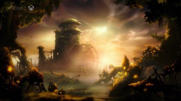 Ori and the Will of the Wisps: Wunderschöner Trailer zur Fortsetzung