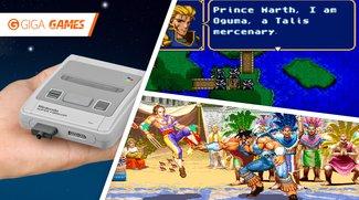 SNES Classic Mini: Diese 5 Spiele gibt es nur auf der japanischen Konsole
