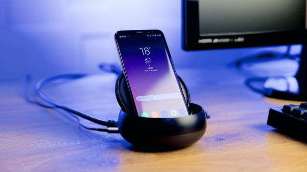 Samsung Galaxy S8 im Preisverfall: Top-Handy kostet mittlerweile weniger als die Hälfte