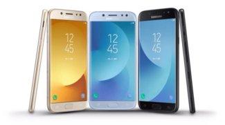 Samsung Galaxy J3, J5 und J7 (2017): Neue Einsteiger-Smartphones offiziell vorgestellt