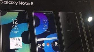 Samsung Galaxy Note 8: Promo-Bild könnte finales Design zeigen