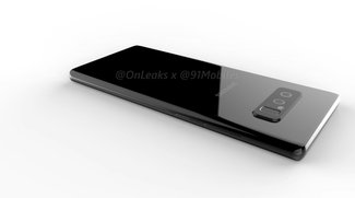 Samsung Galaxy Note 8: 360-Grad-Video zeigt Dual-Kamera und mehr im Detail