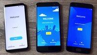 Speed-Test: OnePlus 5 lässt HTC U11 und Galaxy S8 keine Chance