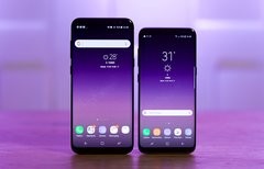 Galaxy S8 (Plus): Durch...
