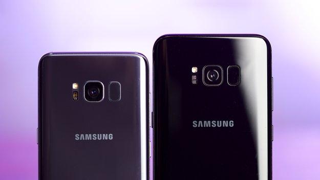 Samsung: Neuer Fingerabdrucksensor erst mit dem Galaxy Note 9?