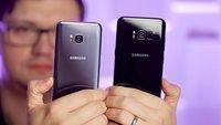 Samsung Galaxy S9 (Plus): Videos bestätigen deutliche Unterschiede